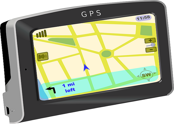 tracker apps for android and GPS module